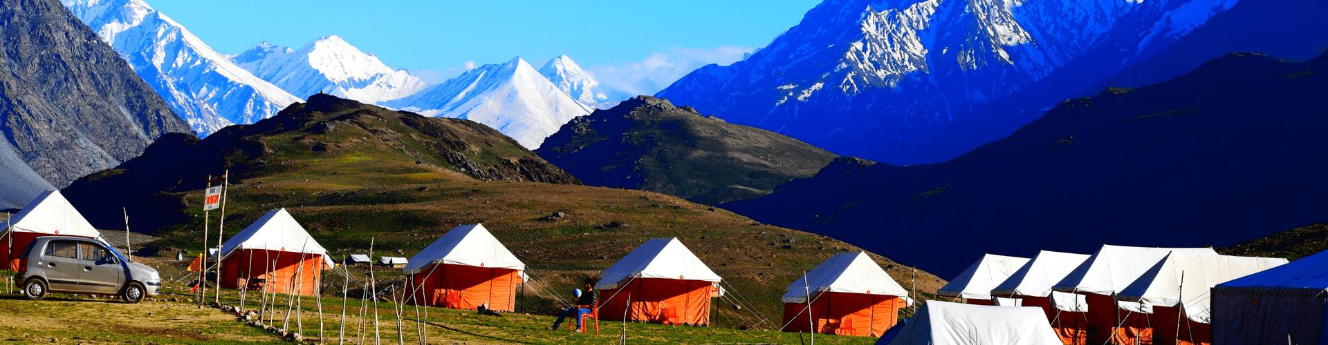 Tenzin Camps ChandraTal