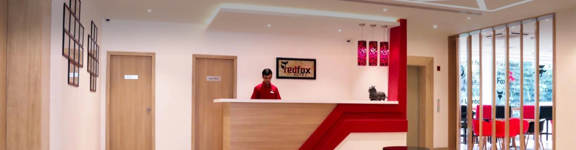Red Fox Delhi Airport